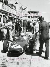 Stirling Moss Lotus 18/21 Winner German Grand Prix 1961 Photograph 3
