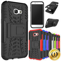 For Samsung A10e A70 A50 A40 A30 A20 A10 S10 Shockproof Armor Stand Cover Case