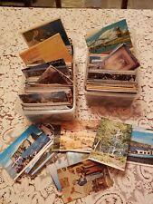 Surprise Lot Of 50 Vintage Post Cards
