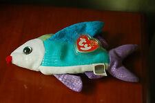 PROPELLER the FISH - Sealife -  Ty Beanie Baby - MWMT -  Fast Shipping