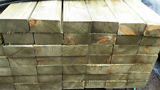 "Pressure Treated  3.6m- 4""x2"" / 95mm x 45mm timber - Regularised Planed C16/C24"
