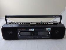 Vintage Sanyo Model #MW737 Radio Cassette Boom Box