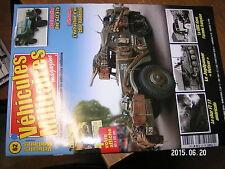 µµ Vehicules Militaires n°62 GAZ 67b Char FT17 Jagdpanzer Hetzer GMC
