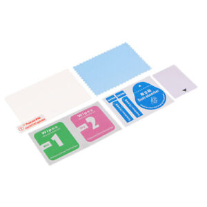 Camera screen protector screen protector set with cleaning cloths for Canon M50