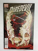 DAREDEVIL #21 NEWSSTAND EDITION 2011 Marvel