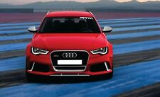 AUDI MTM Front window  sticker A4 A3 A5 A6 RS4 RS5 RS6 TT Sline  all  Audi