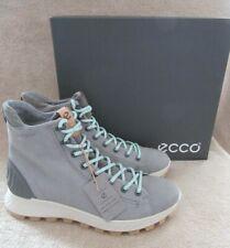 ECCO Exostrike Hydromax Wild Dove Yak Leather Hiking Shoes US 8 - 8.5 EUR 39 NWB