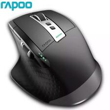Rapoo Wireless Bluetooth Mouse WiFi Rechargeable Laser Mice For PC Laptop MT750S