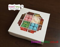 Halal Pick n Mix Sweets Gift Box Ideal Party Birthday Wedding -16 Mix Candy