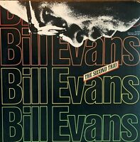BILL EVANS*Pre-Owned*2/ LP*s:THE SECOND TRIO*.RARELY PLAYED -Clipped corner