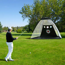 10X7ft Golf Practice Hitting Net Personal Driving Range Home with 5 balls&Target