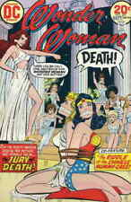 Wonder Woman (1st Series) #207 FN; DC   save on shipping - details inside