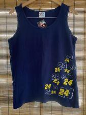 Womens XL New Jeff Gordon #24 Chase Authentics Navy Nascar