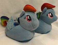 My Little Pony - Plush Pony - Children's Slippers - Size 11-12 - Brand New