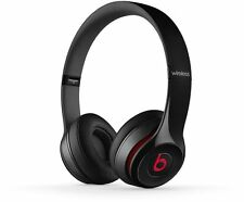 Beats Solo 2 Wireless BLACK On Ear Headphones Beats By Dr. Dre (IL/RT6-MHNG2AMA-