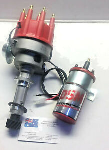 Holden V8 Electronic Distributor 253-304-308 With Bosch Type Coil Up-Grade
