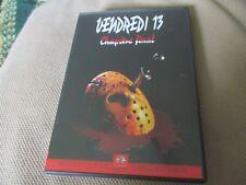 "RARE! DVD ""VENDREDI 13, CHAPITRE 4 IV : CHAPITRE FINAL"" horreur"