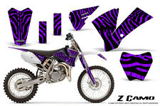 KTM SX85 SX105 2004-2005 GRAPHICS KIT CREATORX DECALS ZCAMO PR