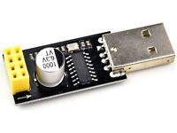 ESP-01 USB Adapter for WiFi Module ESP8266 AI THINKER