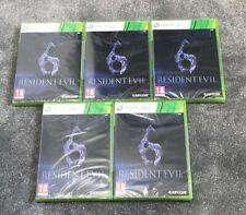 XBOX 360 - Resident Evil 6 (Xbox 360) - 5/FIVE COPIES