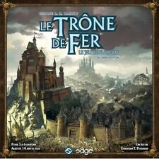 Le Trône de Fer : le jeu de plateau 2nde Edition - Asmodée - Edge-  Jeu Neuf VF