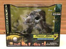 Godzilla Razor Bite 1998 Trendmasters Rare Figure, Used in Box