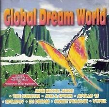 Global Dream World (1996) Jean Michel Jarre, Doctor Twilight, Sunclub, Dj.. [CD]