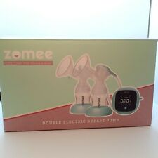 Used Zomee Double Electric Breast Pump