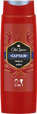 Old Spice Captain hair&body showergel 250 ML for men