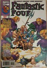 Fantastic Four #21 Heroes Return Marvel Comics