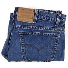 Vintage Levis 505 Jeans 40x32 Blue Mens Size Usa Regular Fit Straight Leg 1994