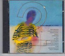 (EJ432) Signed Sealed Delivered 2, 14 tracks various artists - 1994 CD