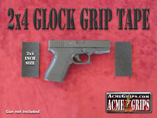 Glock Pistol Grip Tape 2x4 Rubberized - made by 3M - better deal - lower price