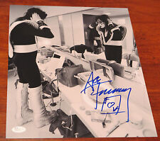 Ace Frehley – Signed 11x14 B&W Photo! 1970's Kiss with JSA Cert