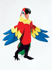 PARROT COSTUME, FANCY DRESS COSTUME #CA