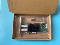 614203-B21 HP NC552SFP DUAL PORT 10GbE SERVER ADAPTER OCE11102-HP 615406-001
