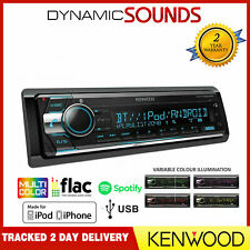 Kenwood KDC-X5200BT CD MP3 Bluetooth USB iPhone Android Car Van Head unit Stereo