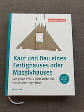 Praxis Handbuch Kauf & Bau eines Fertighauses o Massivhauses Verbraucherzentrale