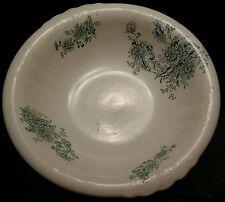 Buffalo Pottery Semi Vitreous Chrysanthemum Wash Basin