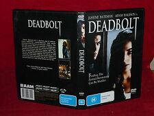 DEADBOLT (DVD, M)