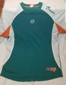 Rare! Vintage Miami Dolphins AFC East Logo Mens Large in perfect condition!