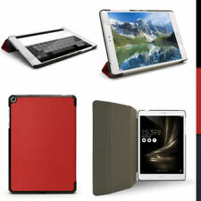 Custodie e copritastiera rosso Per ASUS ZenPad in pelle per tablet ed eBook