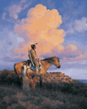 Winds of Change by Jack Sorenson Native American Horse Open Edition 16x20 Print