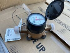Neptune 5/8x3/4 Water Meter T-10 Trident Nsf61 Direct Read Cubic Feet qty avail