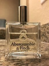 Abercrombie & Fitch Womens 8 Perfume 1.7 fl oz / 50 mL Vintage Bottle Original!