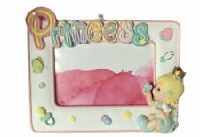 """Beautiful Picture Frame Do My Princes 1st Birthday Girl 5"""" x 3.5"""""""