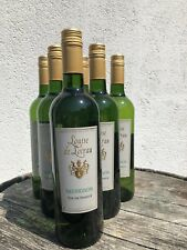 Rauchiger exotischer Rest Frankreich 2016 6x0,75l L de L Sauvignon Vin de France