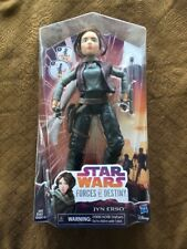 Star Wars Forces of Destiny Jyn Erso Adventure Figure by Disney Hasbro