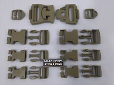 ITW Fastex ILBE Molle Repair Buckles 16 PIECE SET