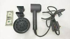 Dyson HD01 Supersonic Hair Dryer With Three Attachments - Gray Color